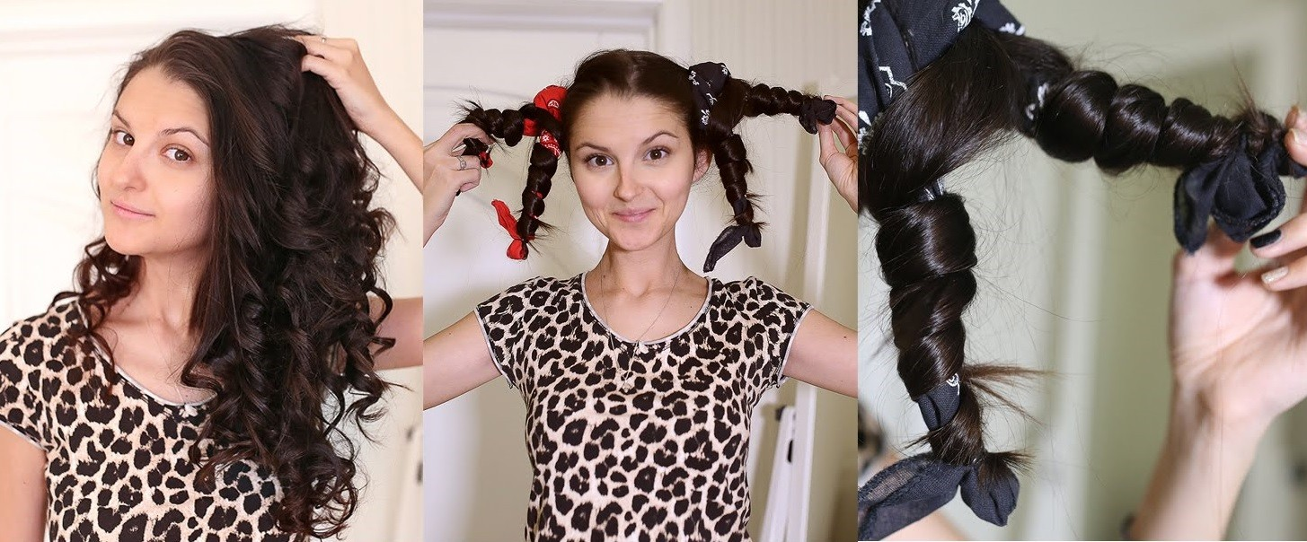 Как можно волосы сделать кудрявые