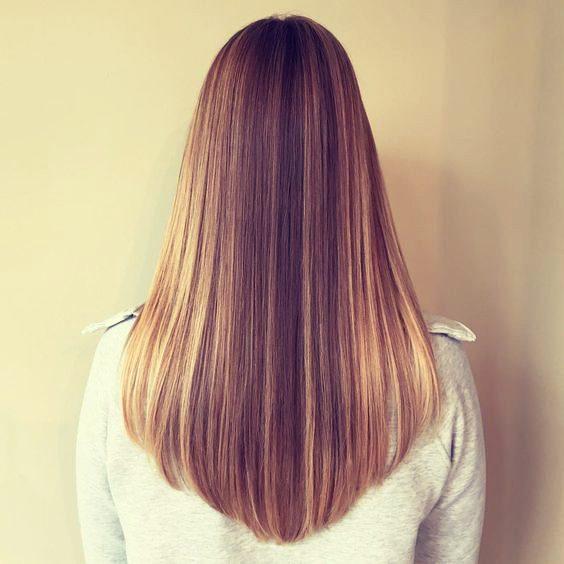 Стрижка волос полукругом видео