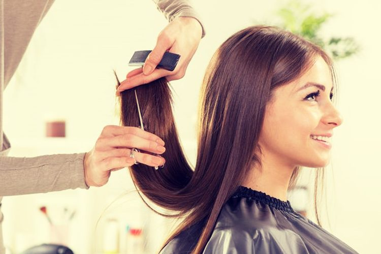 Укоротить волосы