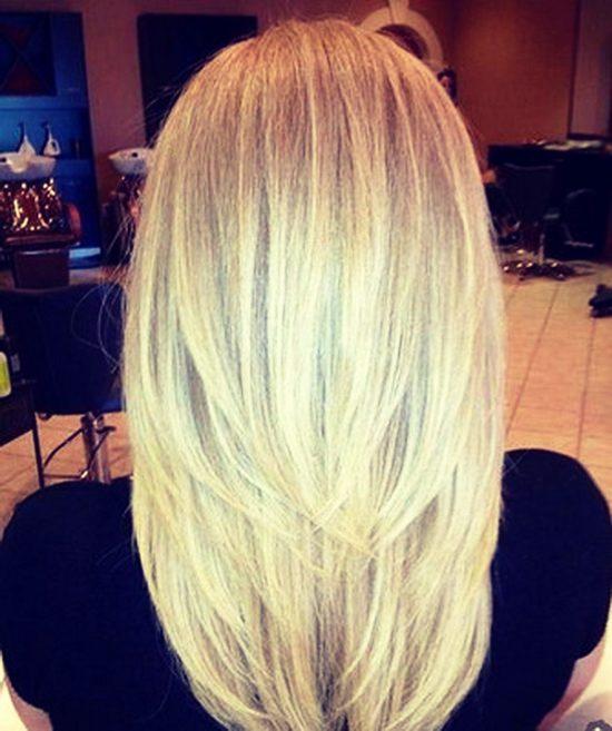 Форма полукруга для волос