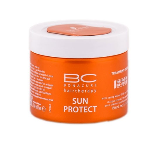 Топ-5 средств по защите волос от ультрафиолета, морской воды и песка