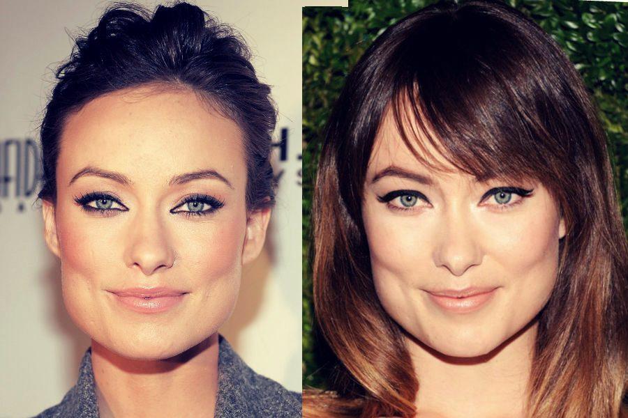 стрижки для квадратного лица фото до и после
