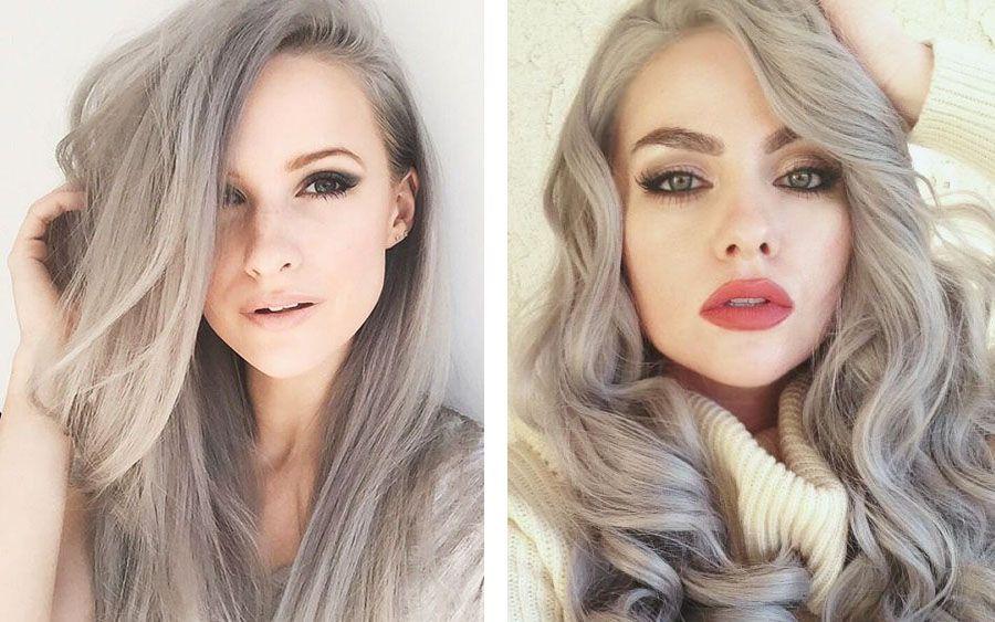 карамельно пепельный цвет волос фото