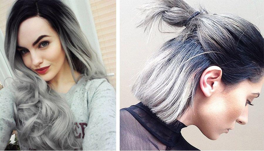 Как сделать цвет волос пепельным
