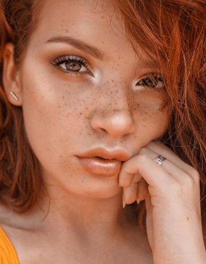 Рыжая краска для волос: кому подойдет, обзор оттенков и красок